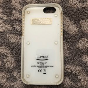 LuMee Accessories - Lumee case w/removable pop socket